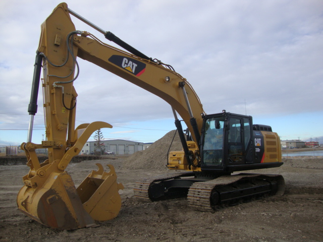 Caterpillar 330F Hydraulic Excavator | Spectrum Equipment