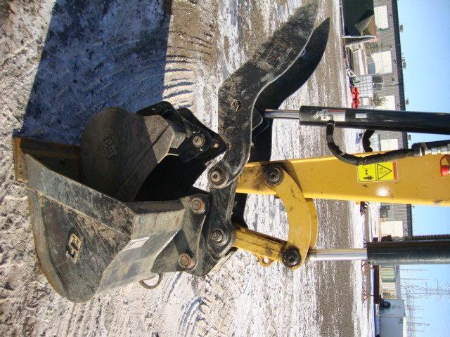 Caterpillar 305 5E2CR Mini Hydraulic Excavator | Spectrum