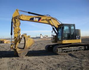 Hydraulic Excavators Archives - Spectrum Equipment