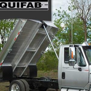 Equifab Landscaper Dump Body
