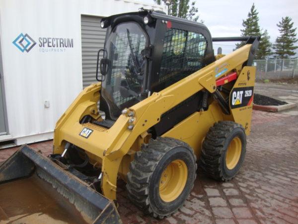 Cat 262D