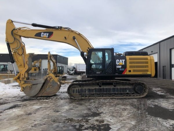 Cat 336 Excavator