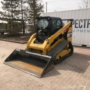 Cat 289D SKid Steer