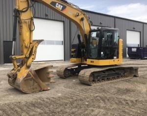 Cat 314 Excavator