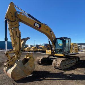 320-07 Excavator