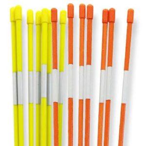 Marking Poles