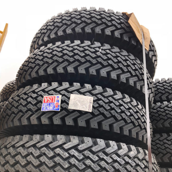 Pro Cleats Skid Steer Snow Tires