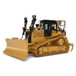 Track Type Tractors